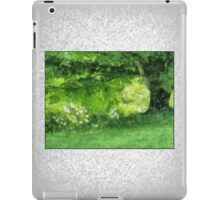 Casually Green iPad Case/Skin
