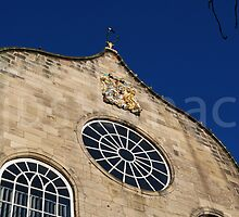 Canongate Kirk by justbmac