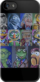 Muppet/ Doctor Who Mash-up by lissyleem