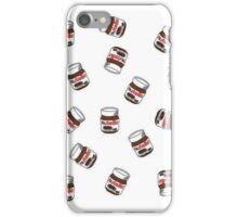 Nutella Jar Design iPhone Case/Skin