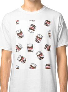Nutella Jar Design Classic T-Shirt