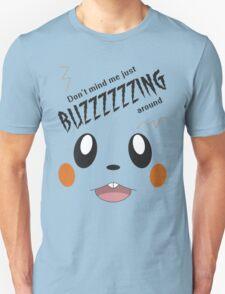 Buzzing Around! (Dedenne Pokemon) T-Shirt