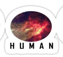 HUMANS Sticker