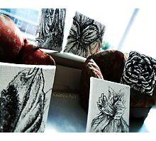 Living Room Decor Photographic Print