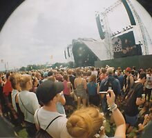 Glastonbury 2013 by Sophie Higgins