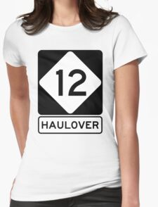 NC 12 - Haulover Womens Fitted T-Shirt