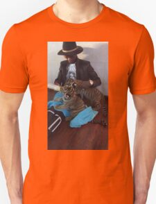 Young Thug Feeding Tigers T-Shirt