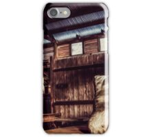 Woolshed Calendar 10 iPhone Case/Skin