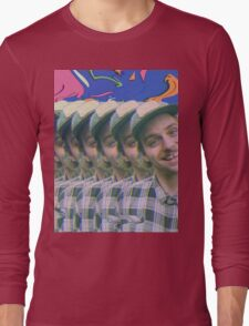 Trippy Mac Long Sleeve T-Shirt