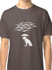 T-Rex vs the Pterodactyls Classic T-Shirt