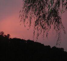 Mountain Sunset II by jheflinphotos