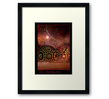 Moon Base 6498 Framed Print