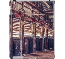 Woolshed Calender 12 iPad Case/Skin