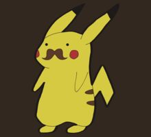 Pikastache by anonfangirl