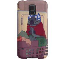 stitch is hero  Samsung Galaxy Case/Skin