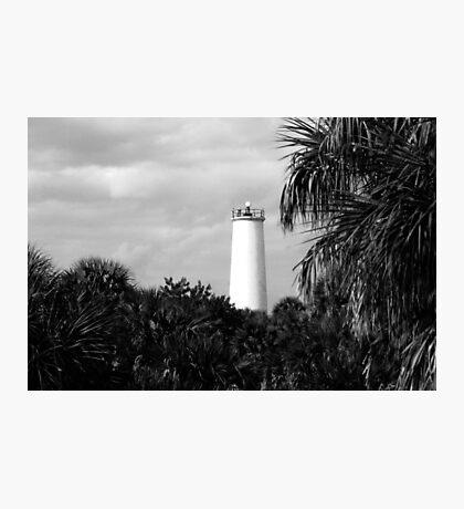 Egmont Key Lighthouse Photographic Print