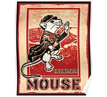 Chairman Mouse Poster
