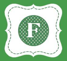 Monogram F Kids Clothes