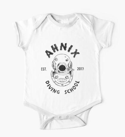 Ahnix Diving School One Piece - Short Sleeve