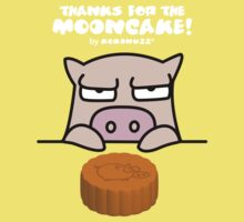 Mooncake for Mid-Autumn Festival... thank you... Kids Clothes