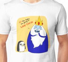 Moustach'd! Unisex T-Shirt