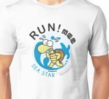 Sea Star Children's Foundation - RUN Challenge  Unisex T-Shirt