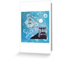 Breaking Bad - Bryan Cranston Greeting Card