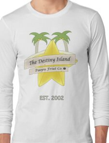 Kingdom Hearts - Paupo Fruit Co. Long Sleeve T-Shirt