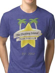 Kingdom Hearts - Paupo Fruit Co. Tri-blend T-Shirt