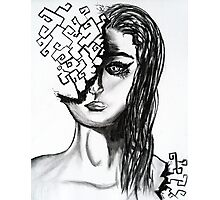 Labyrinth Mind Photographic Print