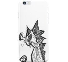 Punk Rock Seahorse iPhone Case/Skin