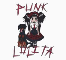 Punk Lolita by riannajaye