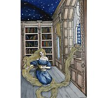 Rapunzel's Escape  Photographic Print