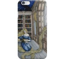 Rapunzel's Escape  iPhone Case/Skin