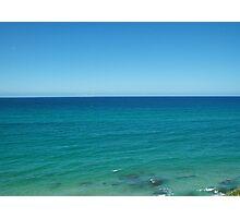 Crystal Clear Ocean Photographic Print