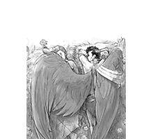 Angel's Wild: Magnolias Photographic Print