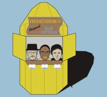 Breaking Development // Breaking Bad in the Banana Stand by printskeep