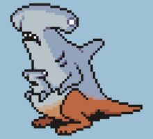 Parental Kangashark - Mother 3 by sheakennedy
