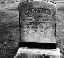 Mercy Brown II by Kerri  Crau