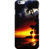Hot Sunset iPhone Case/Skin