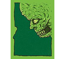 Idaho zombie Photographic Print