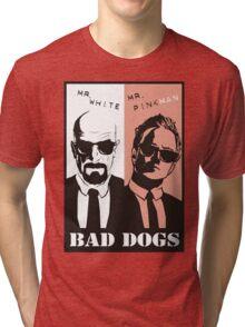 Bad Dogs Tri-blend T-Shirt