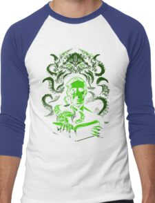 Love Cthulhu Men's Baseball ¾ T-Shirt