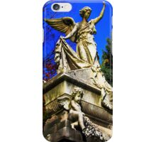 Mount Auburn: Upward iPhone Case/Skin