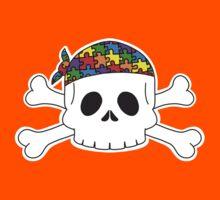 Autism Pirate Pride Kids Tee