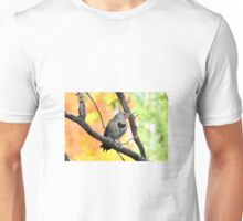 Northern flicker bird Unisex T-Shirt
