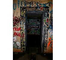 Uknown Fort IV Photographic Print
