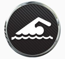 Swimming Icon by SignShop