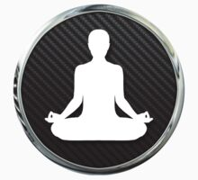 Yoga Icon by SignShop