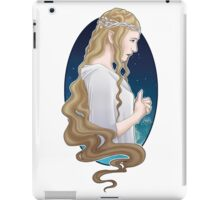 Lady of Lorien iPad Case/Skin